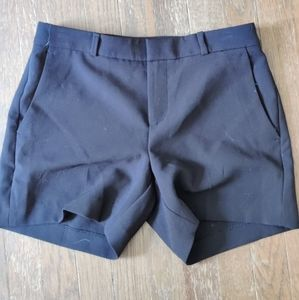 🔥3 for $25🔥 Size 0 Banana Republic black shorts